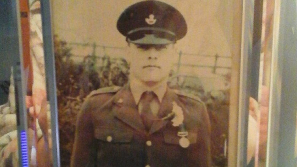 Soldier killed in Ballygawley bomb had 'paid to come out of Army'