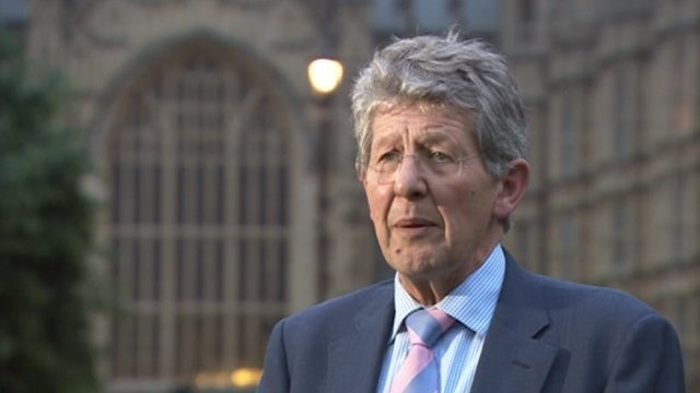 Don Foster To Accept Ludicrous Lords Peerage Bbc News