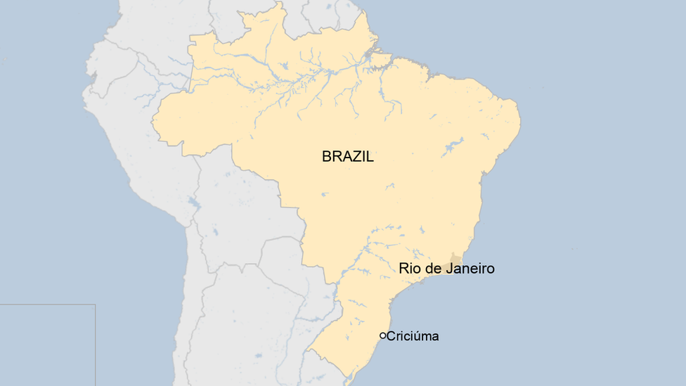 Brazil bank heist: Armed gang mount fierce assault on city of Criciúma thumbnail