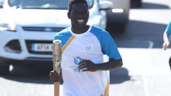 Glasgow 2014 baton holder faces deportation