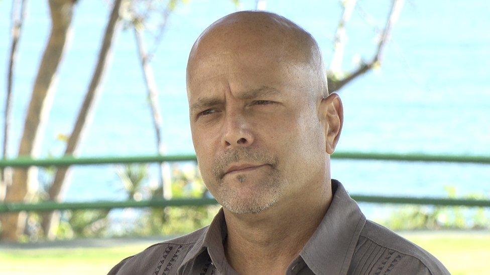 Herardo Hernandez kaže da se zatvorenici ne zlostavljaju