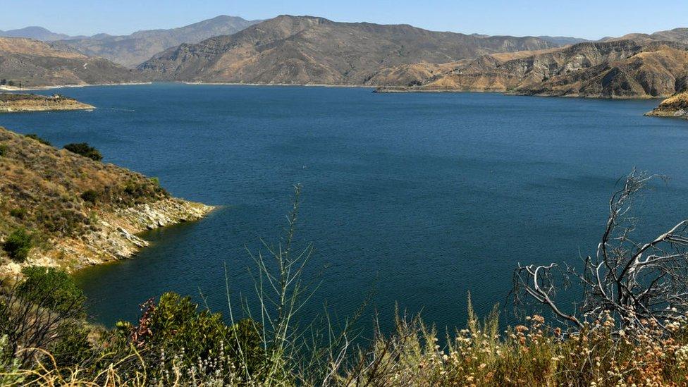 Lago Piru.