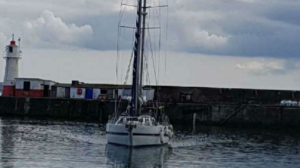 Newlyn Harbour: Two held in yacht drugs trafficking raid