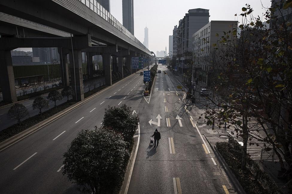 2020年2月5日,武漢