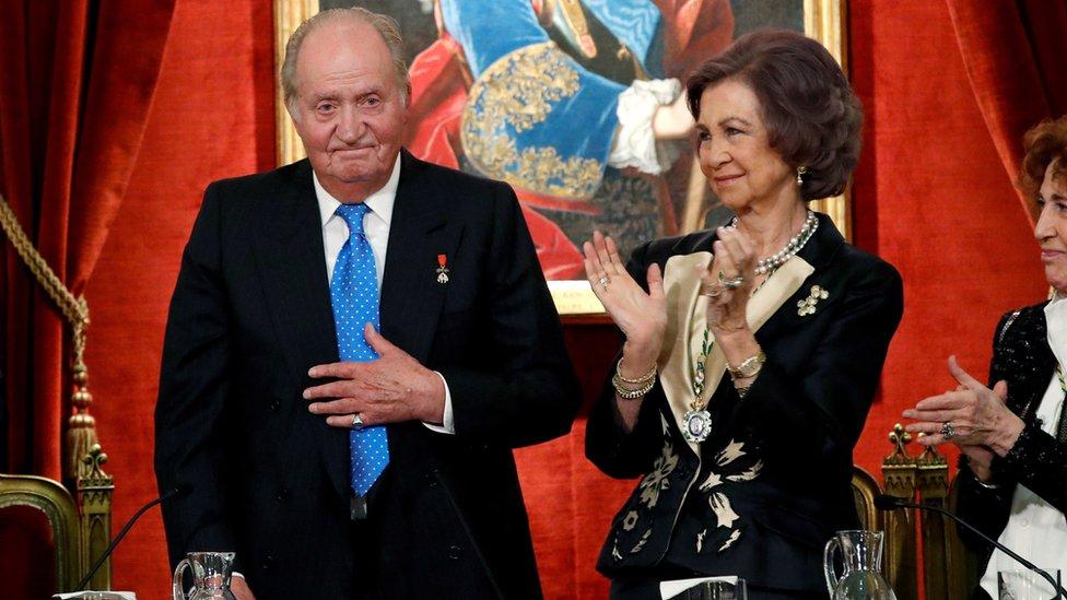Bivši kralj koji danas ima 82 godine oženjen je kraljicom Sofijom od 1962. godine