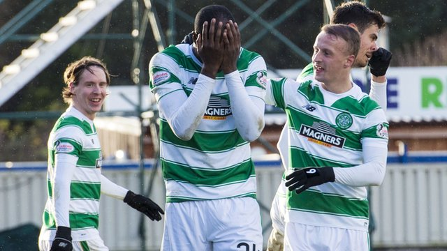 Highlights: Inverness CT 1-3 Celtic