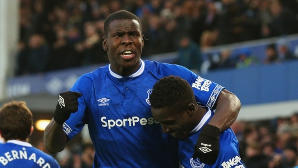 Everton 2-0 Bournemouth: Two second-half goals lift Toffees into top half