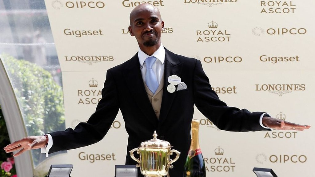 Mo Farah: 2020 is on the cards