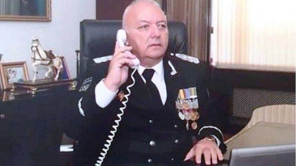 Akif Çovdarov: 19 mükafat, bir orden, iki medal, general-mayor ...