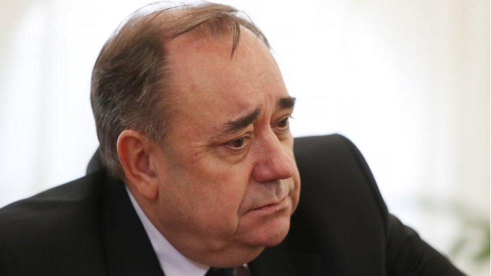 Edinburgh Airport 'assisting Salmond investigation'