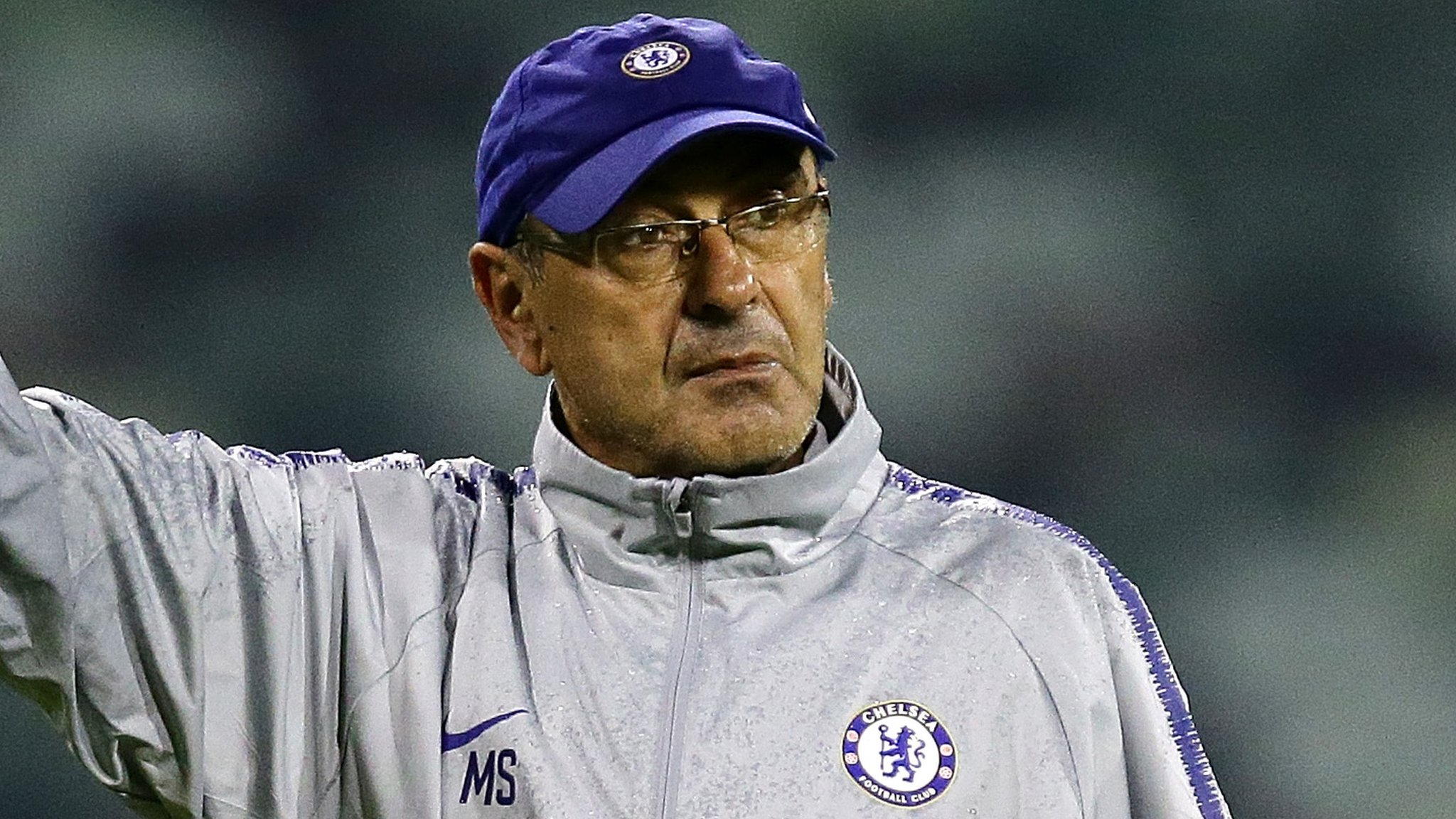 Chelsea boss Sarri 'wanted to dismantle Napoli'