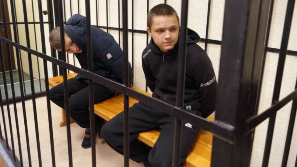 Stanislaw y Ilya Kostsew