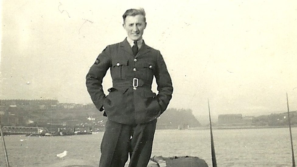 Flight Sergeant Ronald Levis