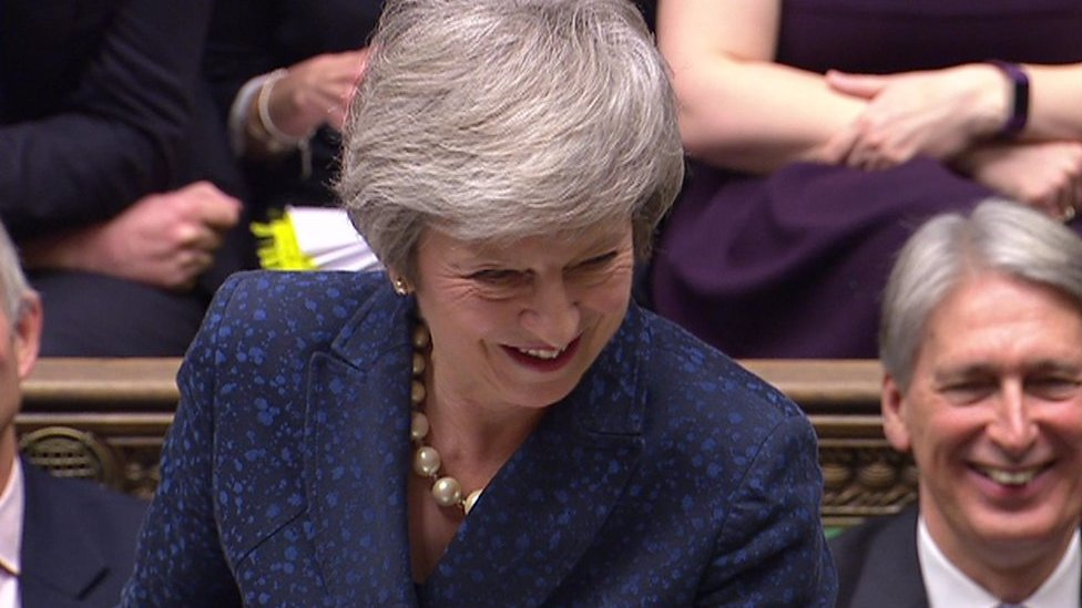 'Inconstant gardener': May's swipe at Labour