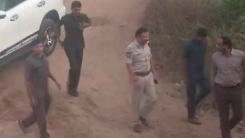 हैदराबाद डॉक्टर मर्डर केस- चारों अभियुक्तों की पुलिस मुठभेड़ में मौत