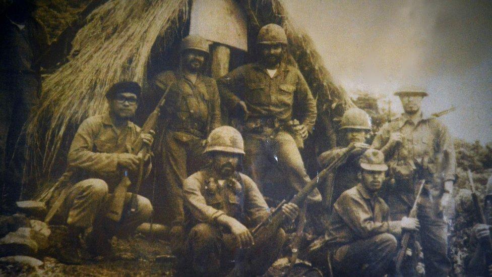 Vojnici iz Hondurasa