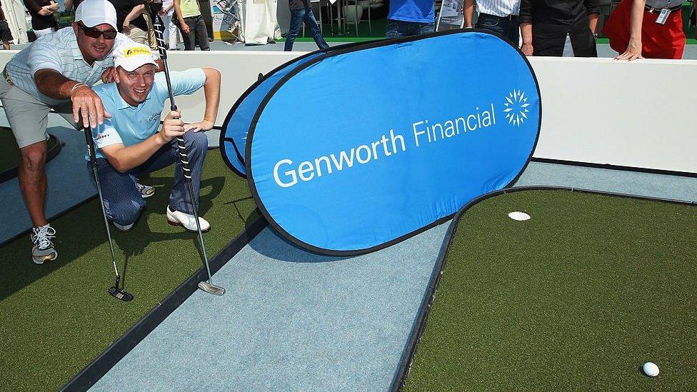 China Oceanwide mengambil alih Genworth Financial yang berbasis di AS.