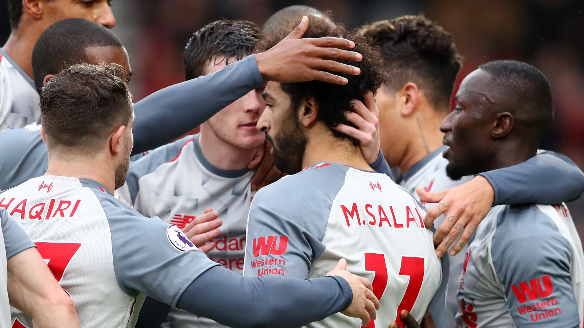 Bournemouth 0-4 Liverpool