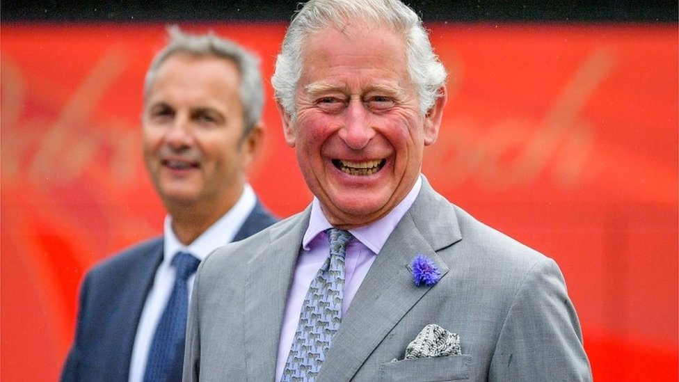 Duke's birthday wishes for Prince Charles thumbnail