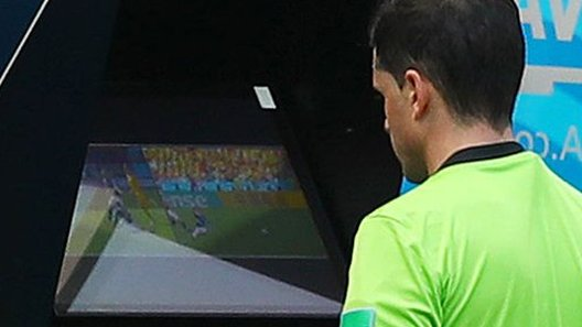 World Cup 2018: VAR helps tournament reach 10 penalties - so is it working?