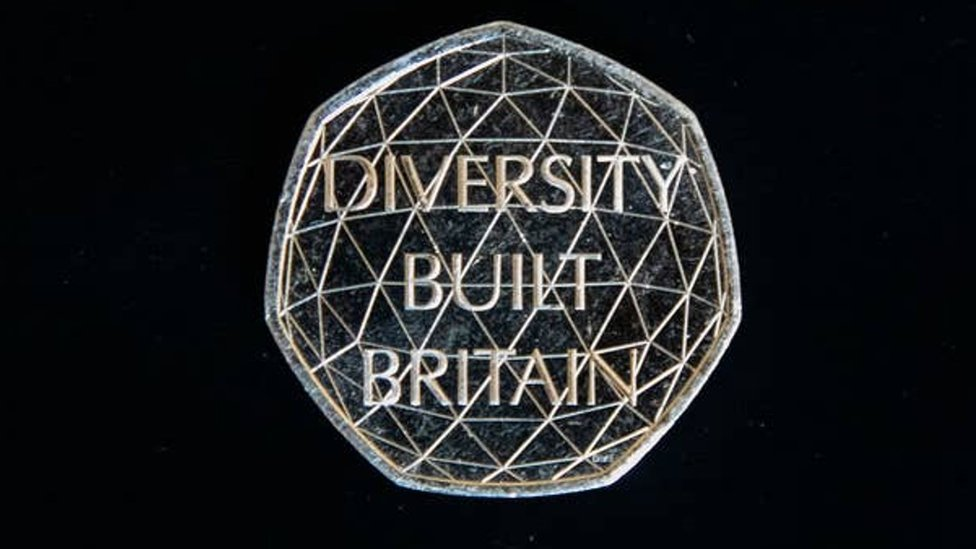 The new 50p coin