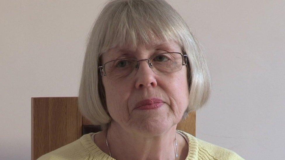 Gill Thacker