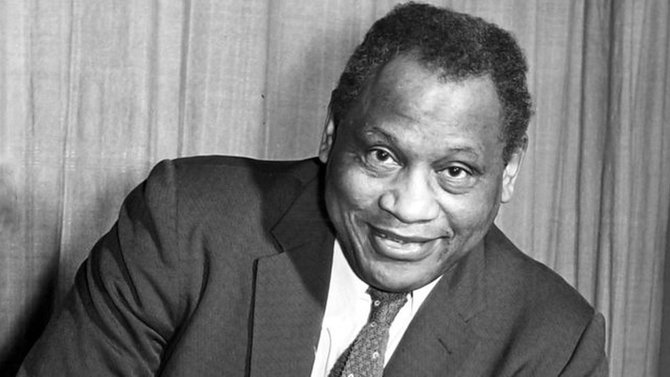BBC News - Exhibition marks Mountain Ash Paul Robeson concert