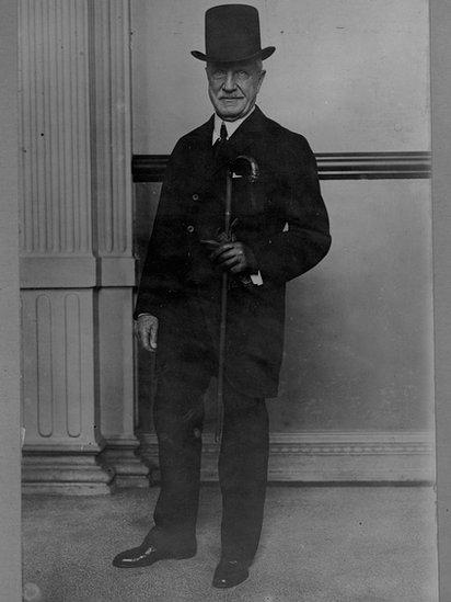 William Rockefeller.