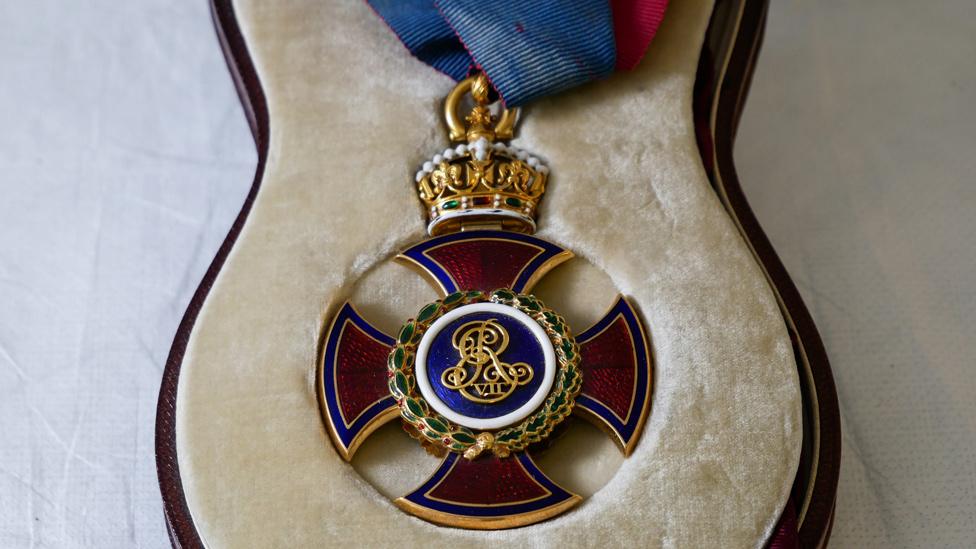 Order of Merit medal