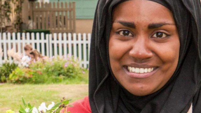 GBBO winner Nadiya Hussain