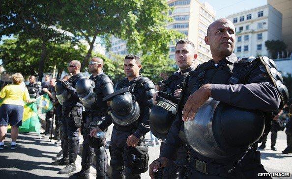Petrobras demo