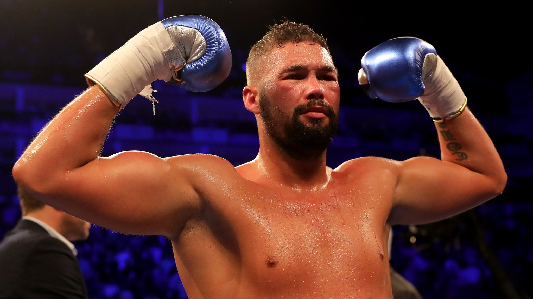 Tony Bellew v Oleksandr Usyk: I'd fight King Kong but I must stop, says Briton