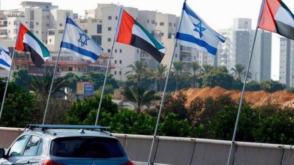 اسرائیل، امارات