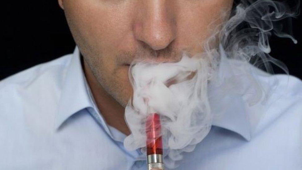 e-cigarét