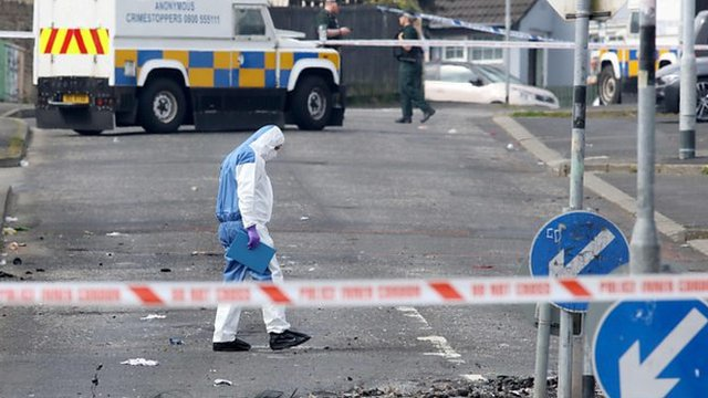 Lyra McKee murder: Derry 'does not support violence'