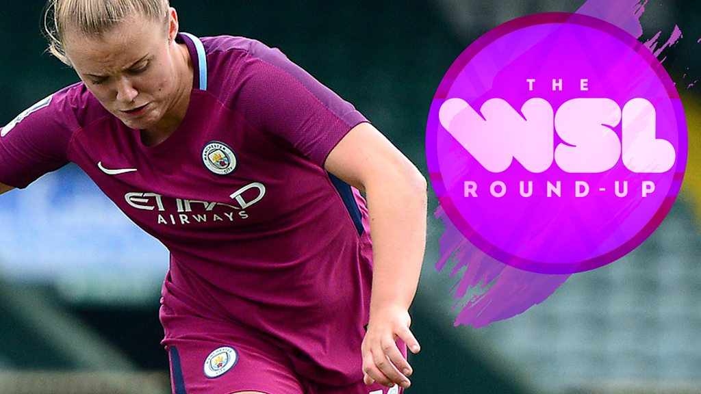 Watch Women's Super League round-up: Stanway hat-trick as Man City hit six