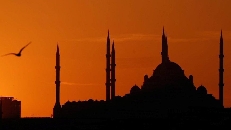 Masjid Camlica