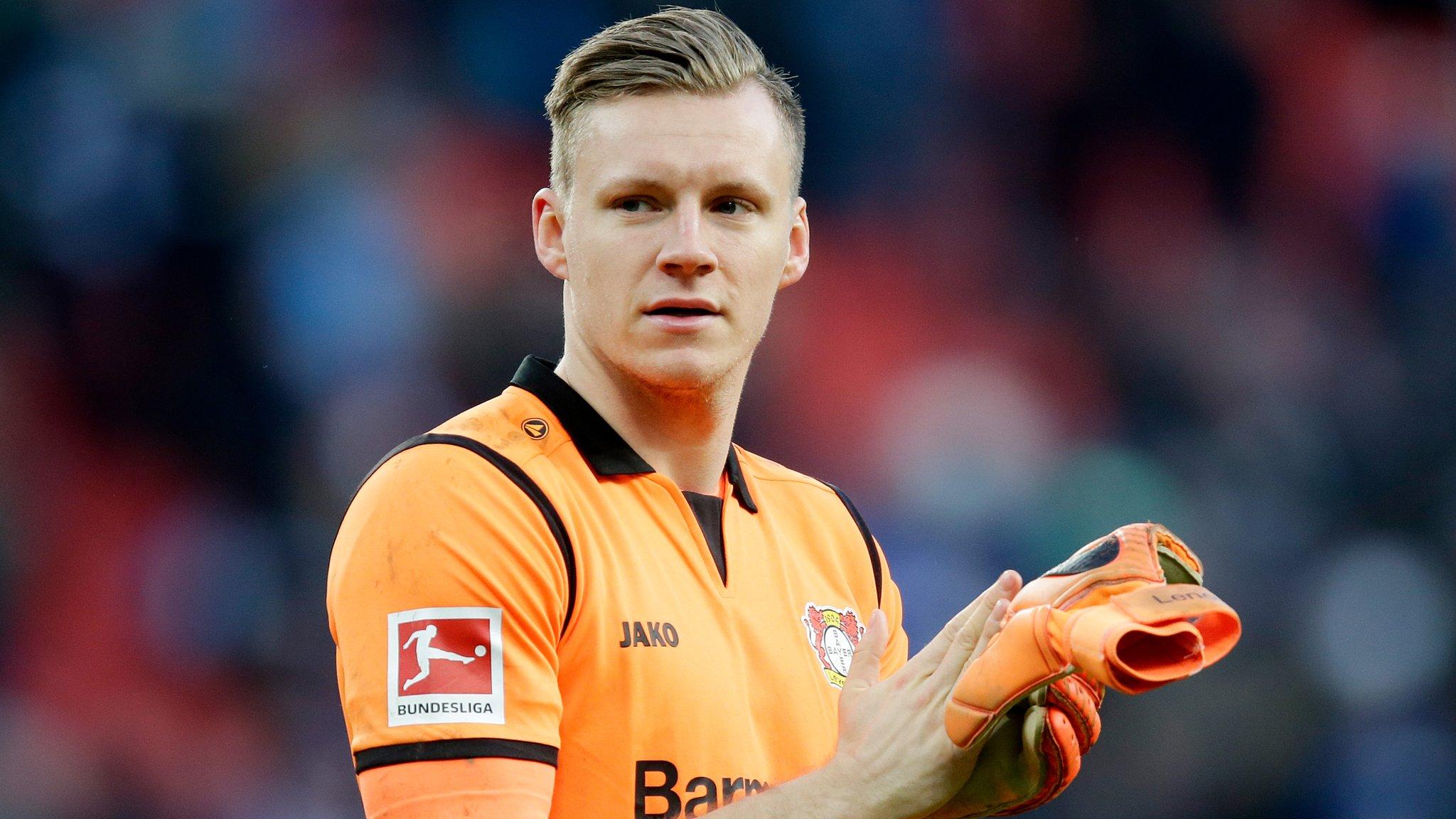 Arsenal agree fee for Leverkusen goalkeeper Leno