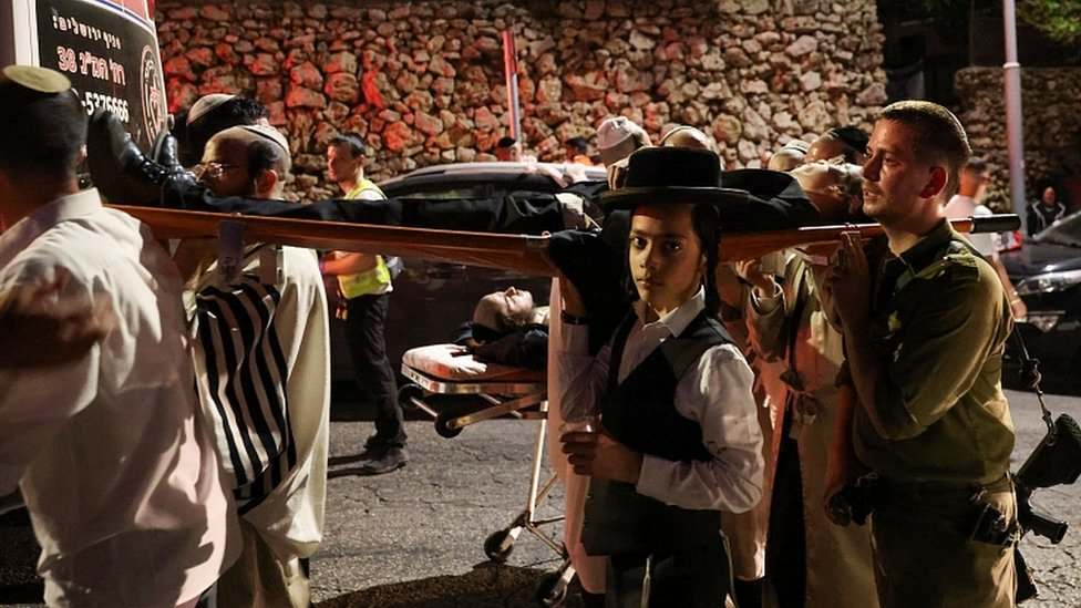 حادث في معبد يهودي