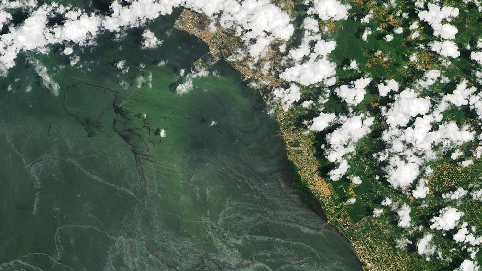 Maracaibo NASA