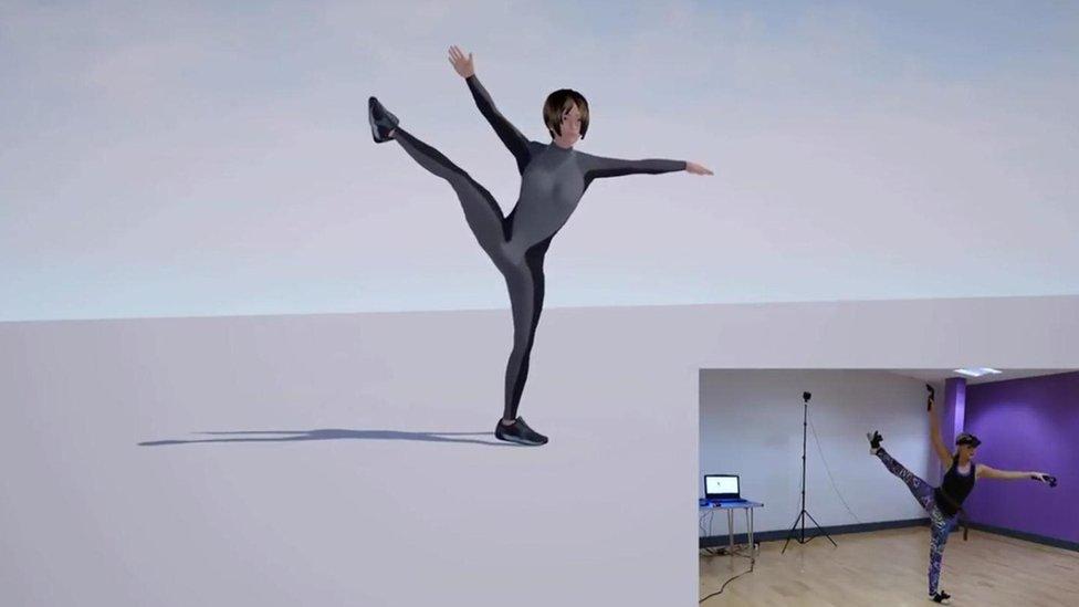 Proceso de animación de un VTuber