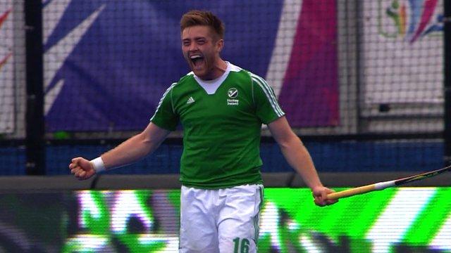 EuroHockey 2015: Ireland beat England for bronze