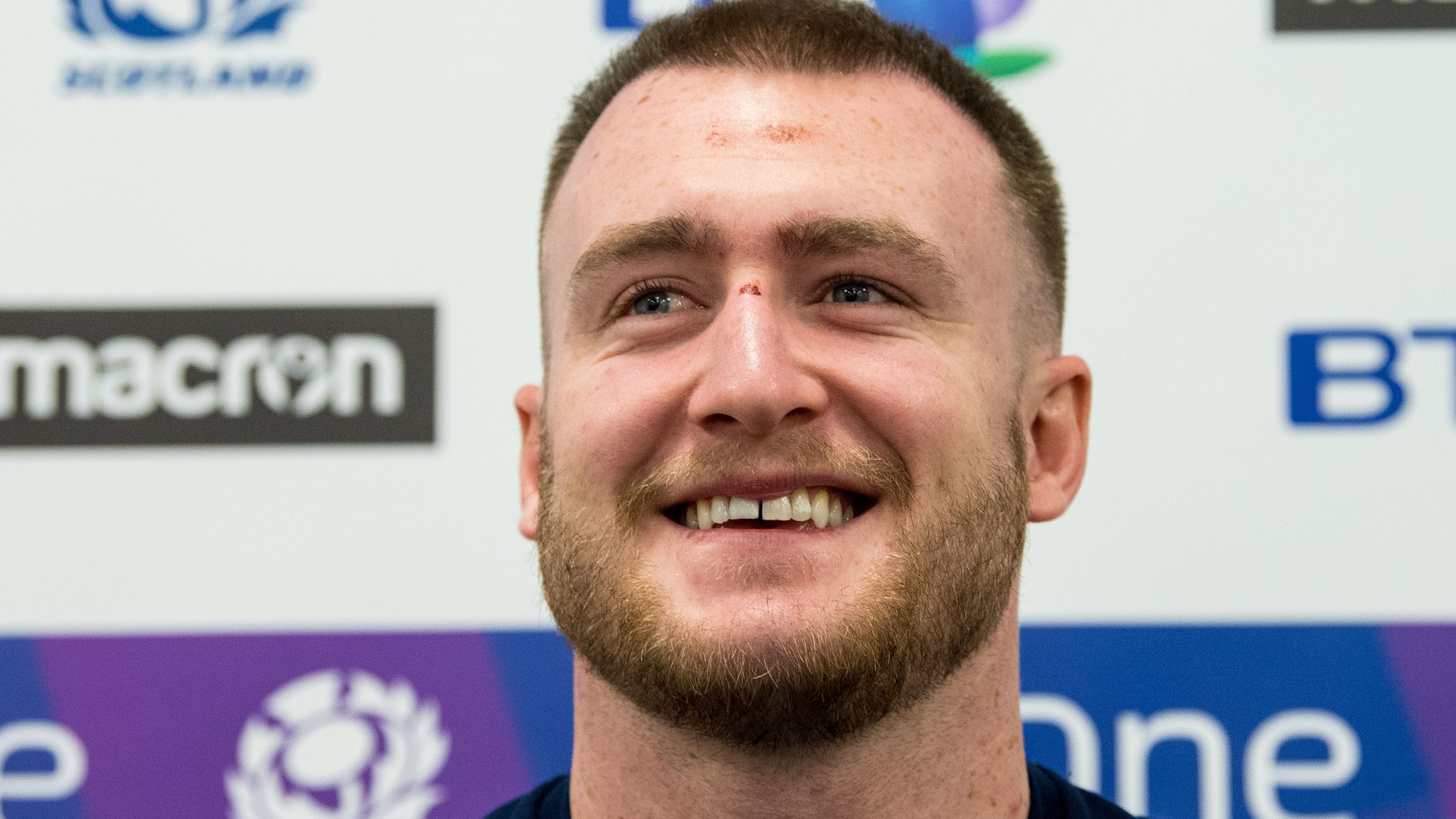 Stuart Hogg: Scotland star keen to end Glasgow career with 'best season'