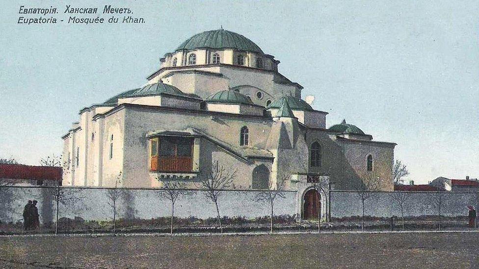 Блог історика: як Росія вперше анексувала Крим