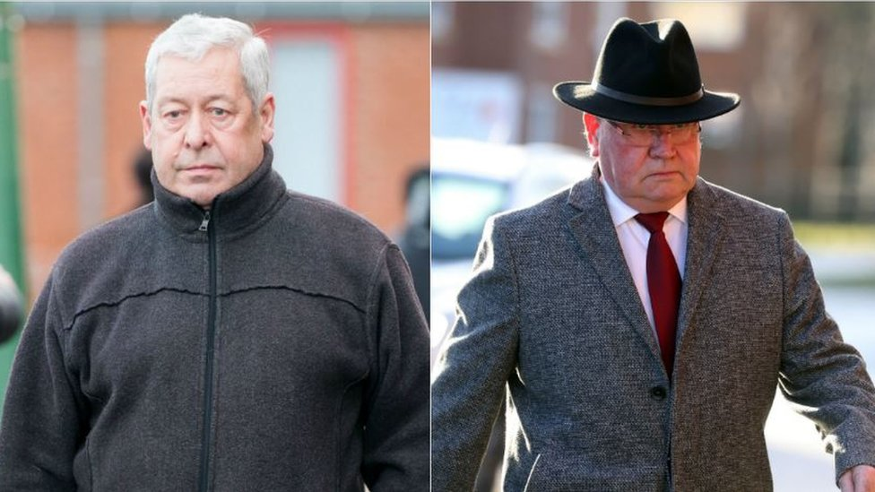 Medomsley Detention Centre misconduct officers sentenced