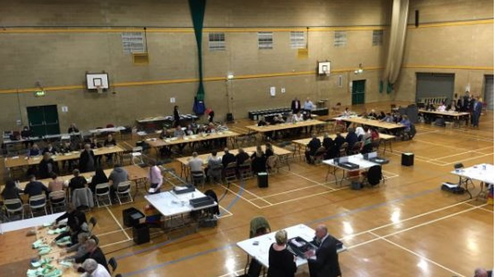 Tendring District Council: Two independents elected