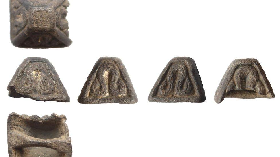 Shropshire Saxon sword mount declared treasure