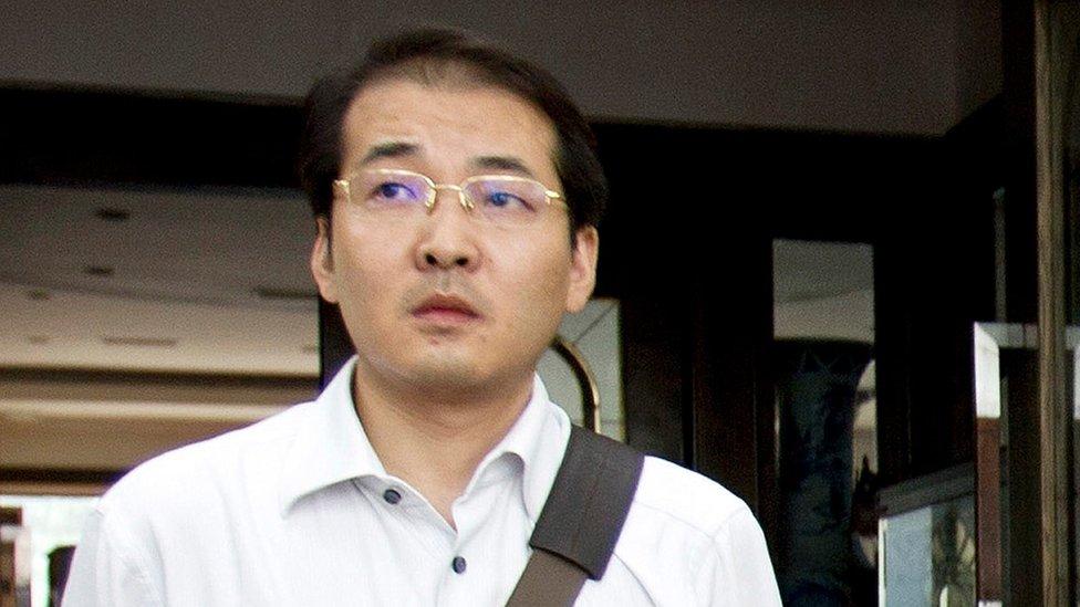 File photo: Lawyer Xia Lin