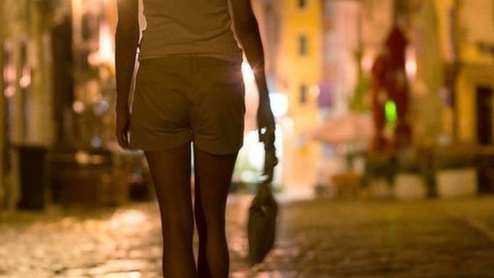 Decriminalise prostitution, say nurses