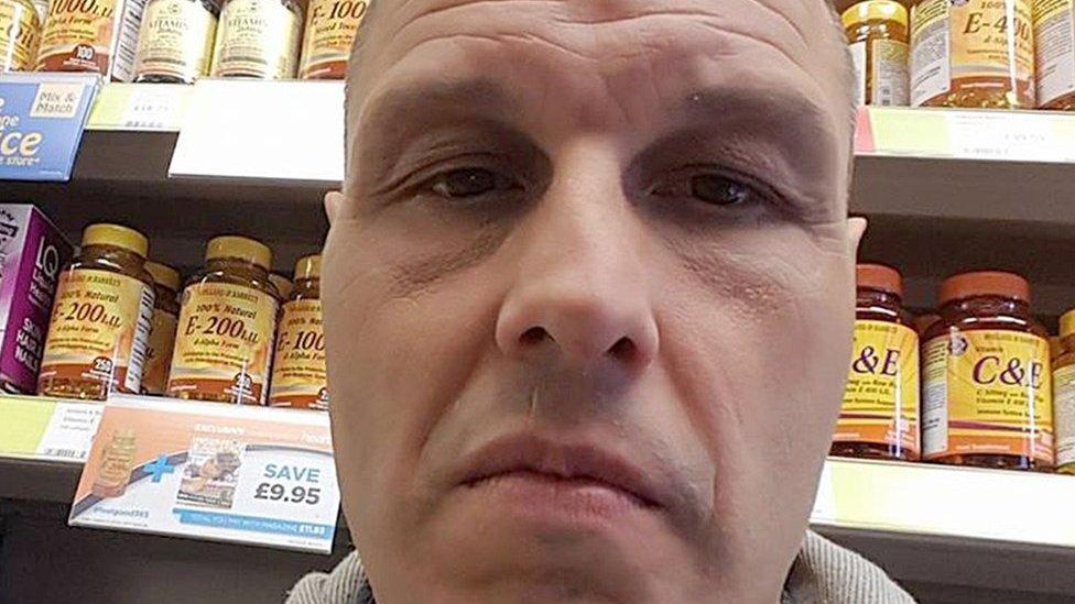 Man 'bit off part of paedophile hunter's finger' in Stevenage